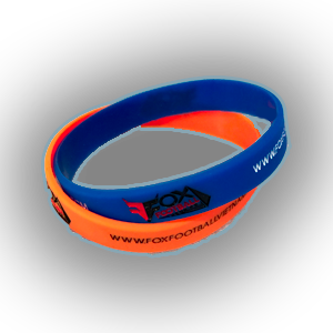 FoxFootball Wristbands
